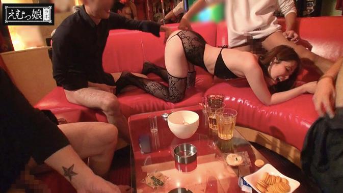 えむっ娘ユーザーTさん撮影作品 SNSで見つけたどちゃくそアナルがしたいパーティ系ケツ穴ヤリマンマゾ娘をラブホで肛門調教した後ハプバーで豪快にアナル乱交かましてやりました。 裏垢肛門パリピスト 穴にゃん(ゆの)26歳