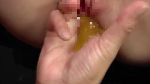 口リ少女がアナルフィストでガチイキ!うん汁ダダ漏れアナルセックス!