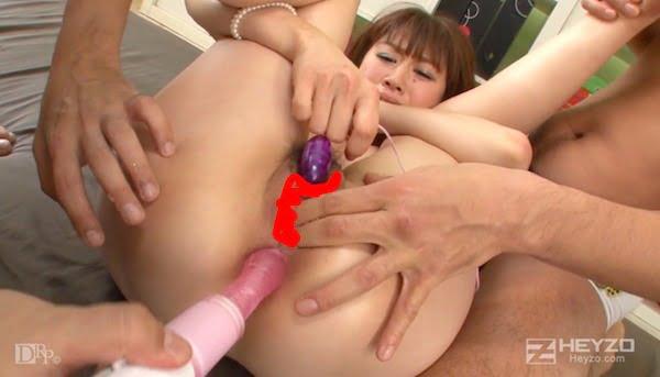 サバサバ系のいい女が肛門を掘られまくって中に出されてお掃除までさせられる