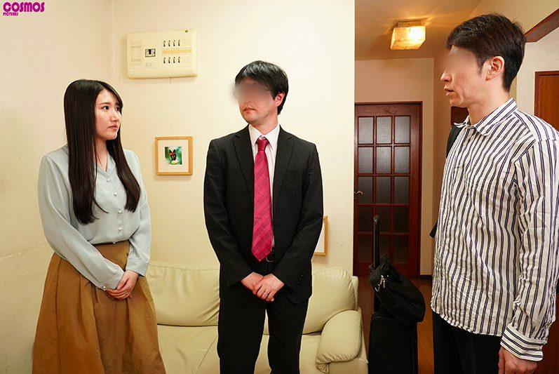【新作作品情報】寝取らせ願望のある男が浮気した妻を罰として他人に抱かせたらアナルまで開発されてしまった話