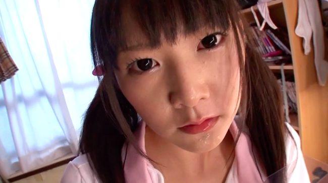 【アナル舐め】世界一ザーメンの似合う美少女。ガチ泣きでごっくんがたまらない!