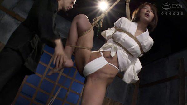 【新作情報】ケツの穴 串刺し拷問 最上さゆき