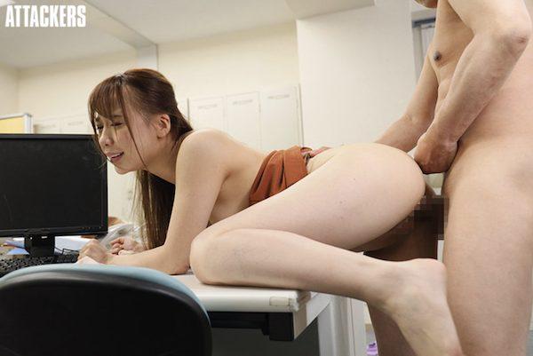 【新作情報】社長令嬢のアナルを社内で●す! 桜香美羽
