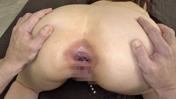 【新作情報】肛門まで愛して。 友里さん(34) アナルファック/2穴ファック3P/爆乳/小柄/ケツ穴アクメ/連続アクメ/素人/人妻