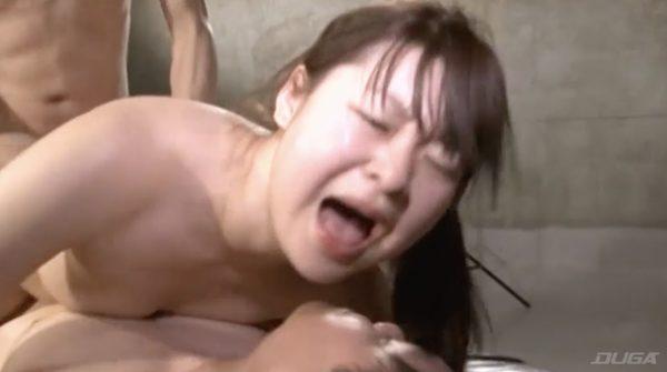 ブサカワ娘にエグいことし過ぎ! 浣腸、脱●、アナル、ATM!